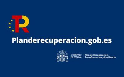 Planderecuperacion.gob.es, nueva página web del Gobierno con información sobre el Plan de Recuperación, Transformación y Resiliencia