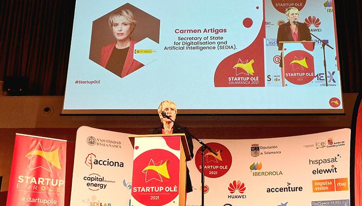 INCIBE Emprende, el nuevo programa para emprendedores y start-ups de ciberseguridad dotado con 191 millones de euros